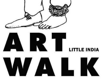 Artwalk Little India 2020: Circles and Travellers at Tekka Place